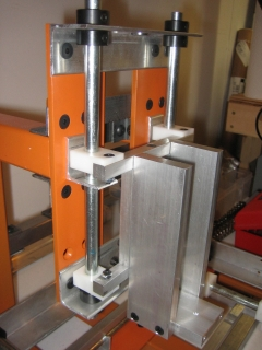 Z-axis w/ Spindle Mount
